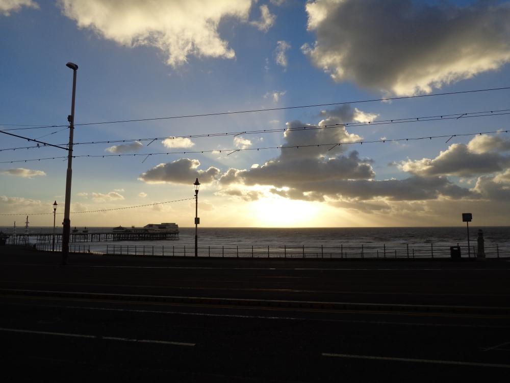 The Broken but still standing North Pier