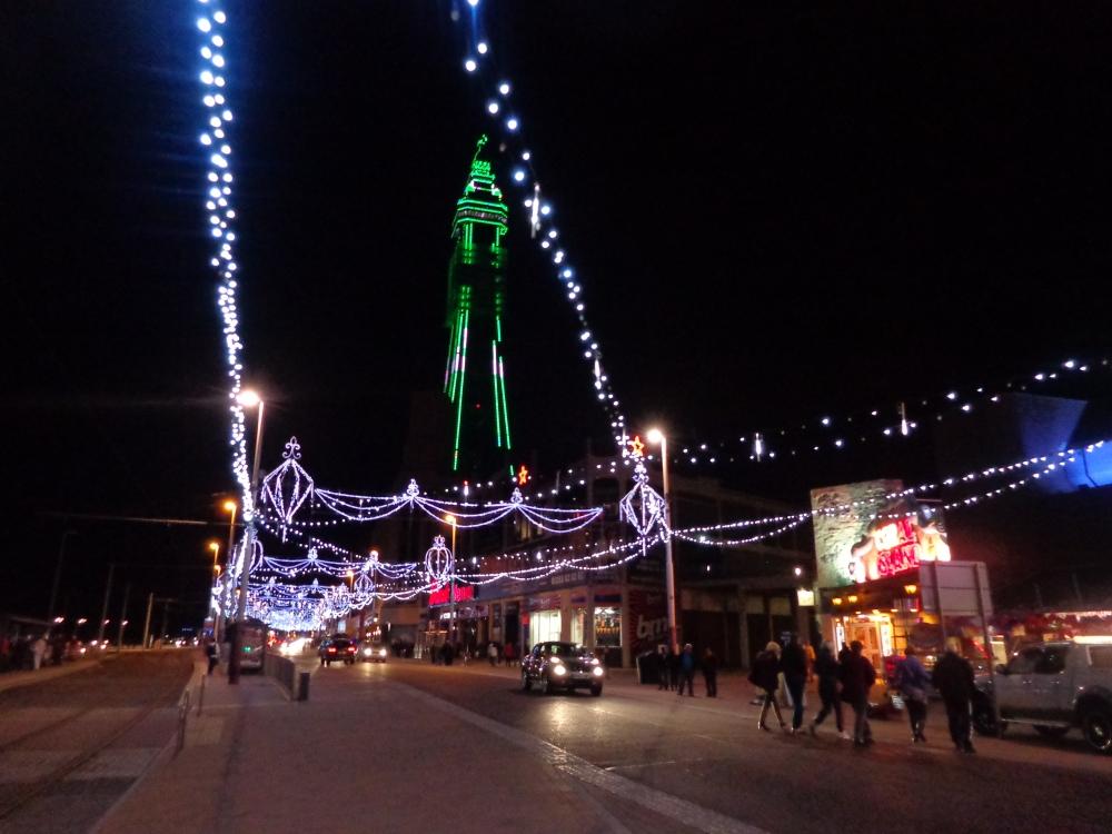 The Wonder Blackpool Illunimations
