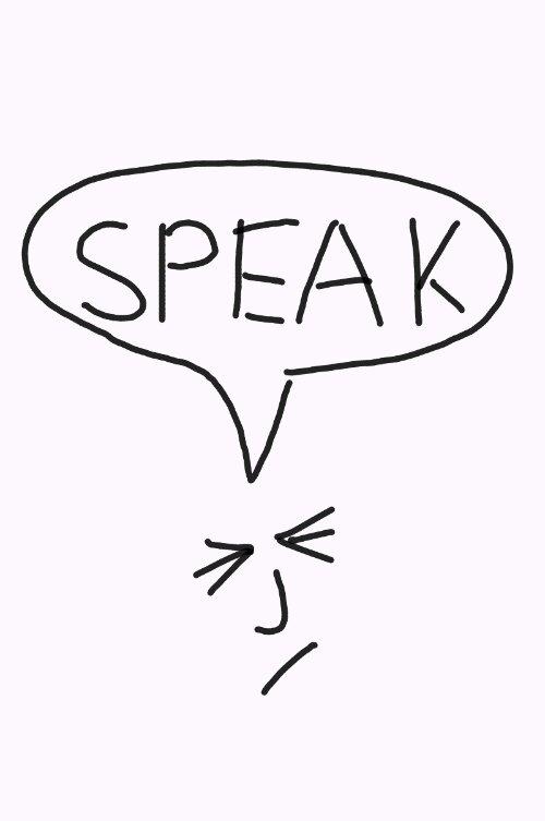 Speak, Weird Decibels