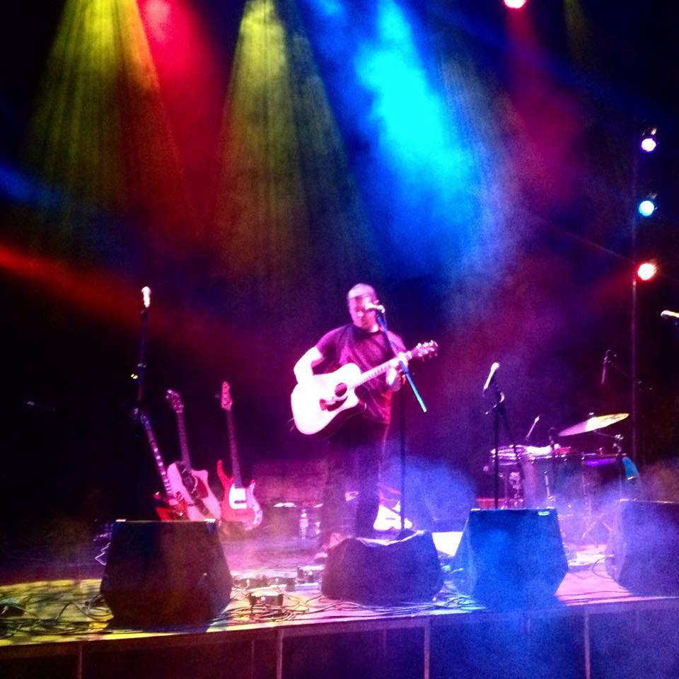 Live at the Tolbooth Stirling