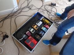Many many pedals