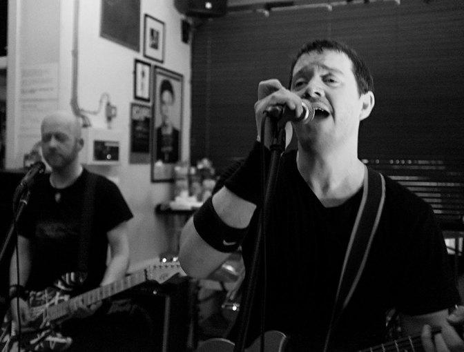 Gig Diary. 20th Anniversary gig at North Star, Falkirk 7th Nov 2015
