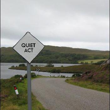 quiet act