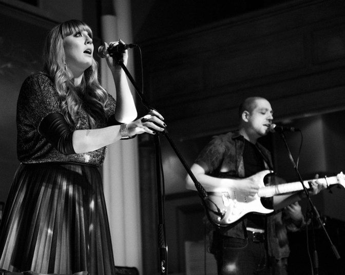 Fairweather & The Elements live at Falkirk Trinity Church