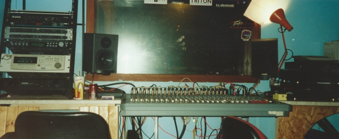 Studios In Which We Have Recorded part 3. Red Eye Studios (1999)
